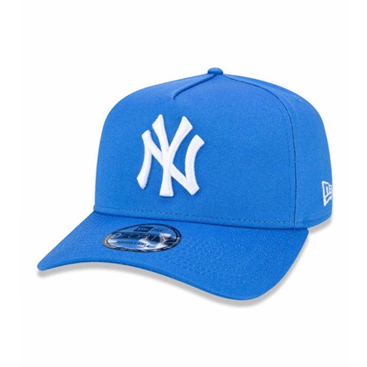 Boné New Era Masculino Yankees Azul
