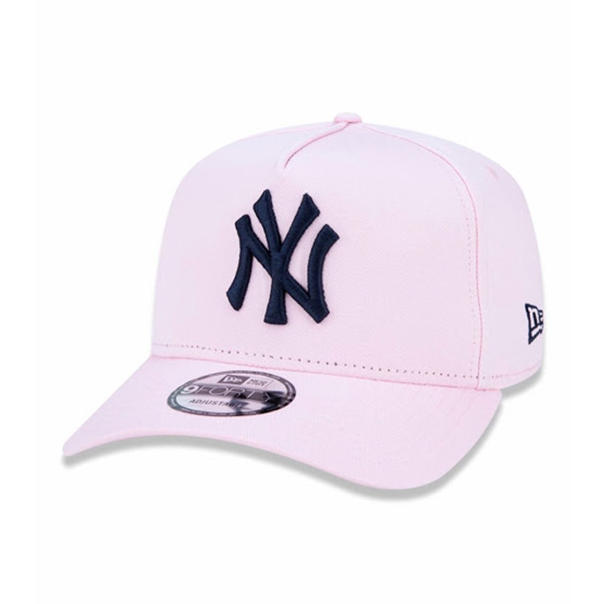 Boné New Era Masculino Yankees Rosa