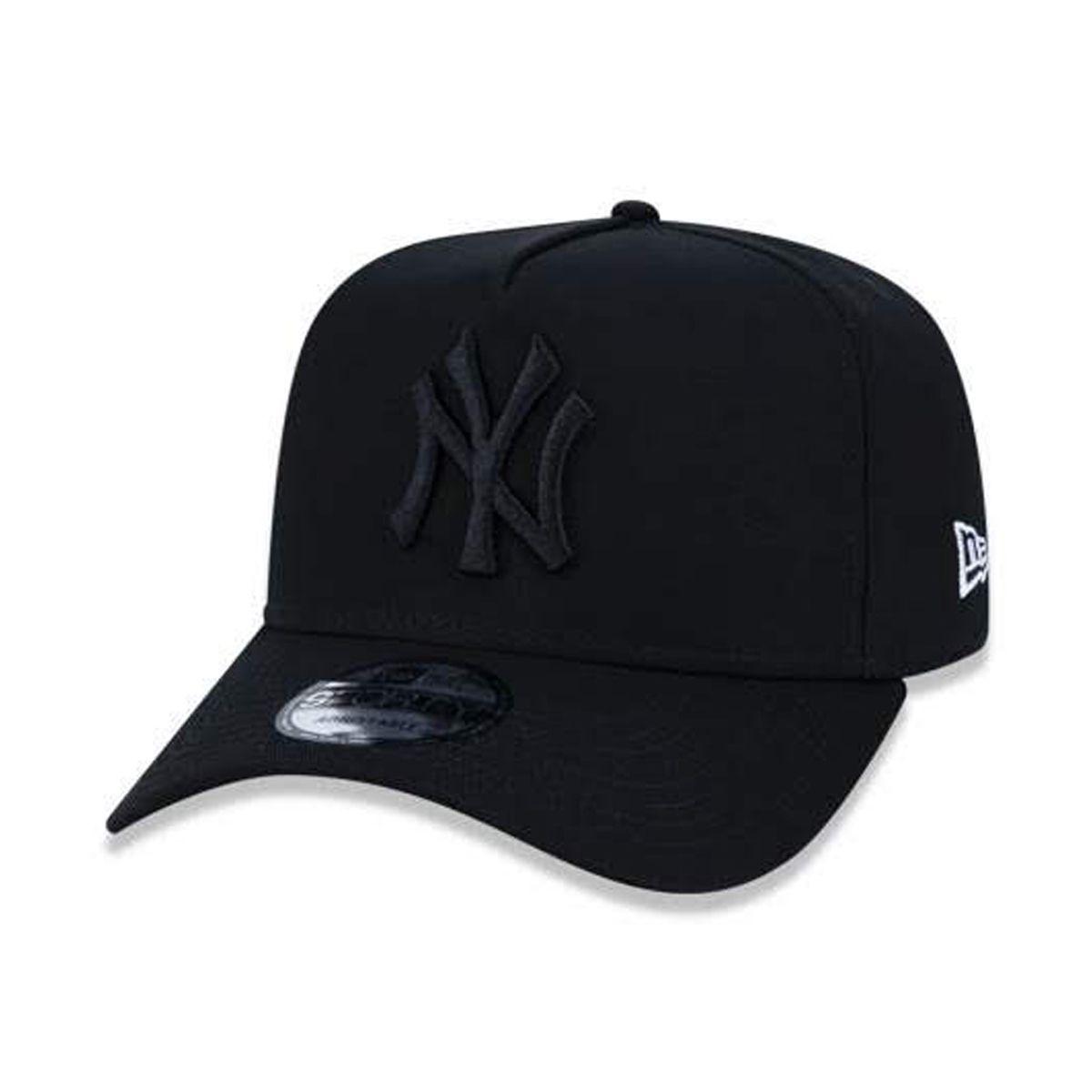 Boné New Era Masculino Yankees Preto