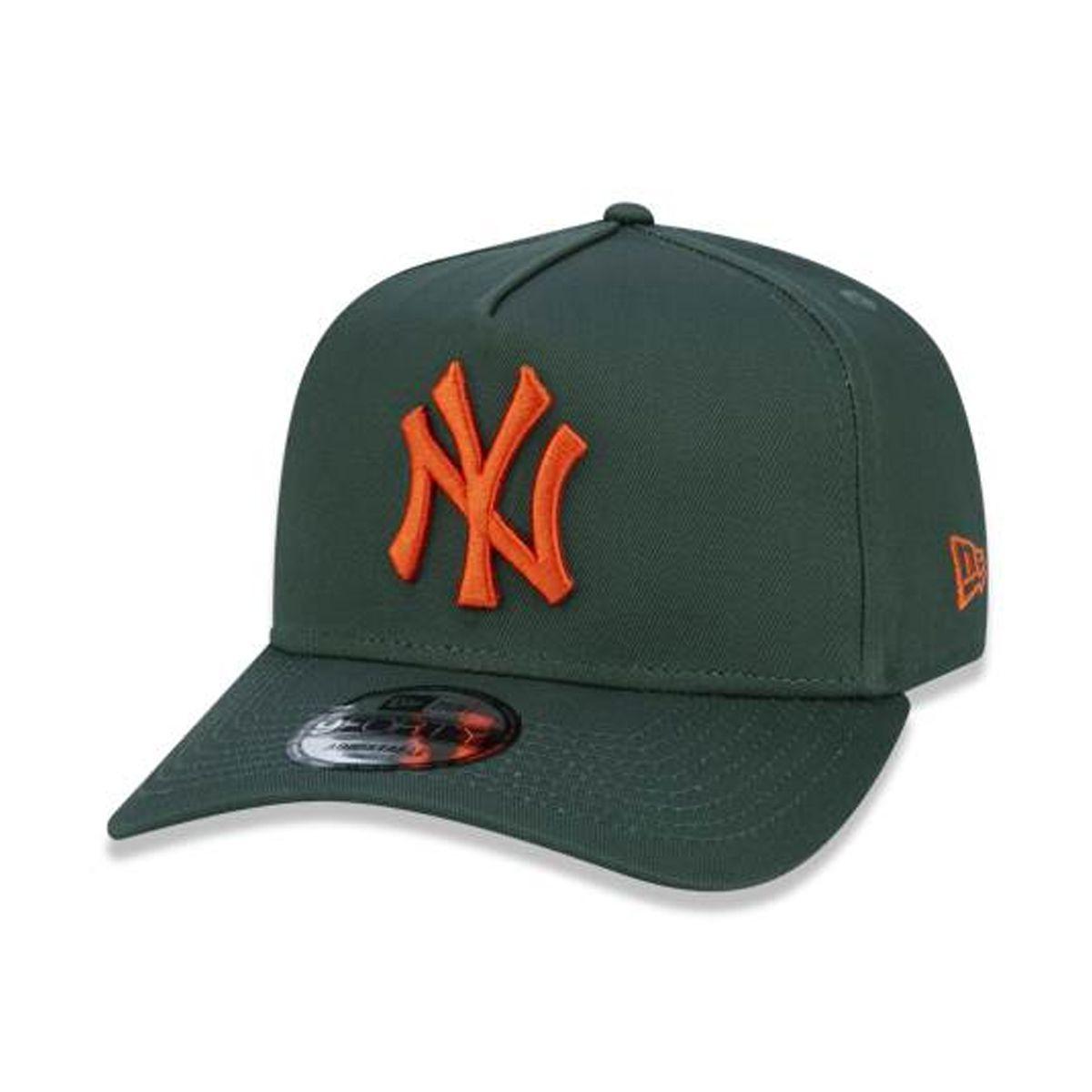 Boné New Era Masculino Yankees Verde