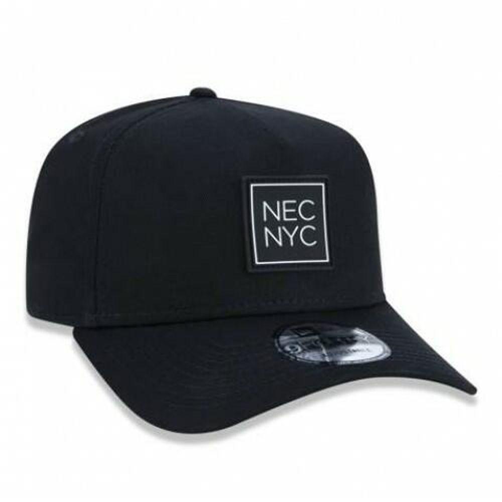 Boné New Era NEC NYC Preto