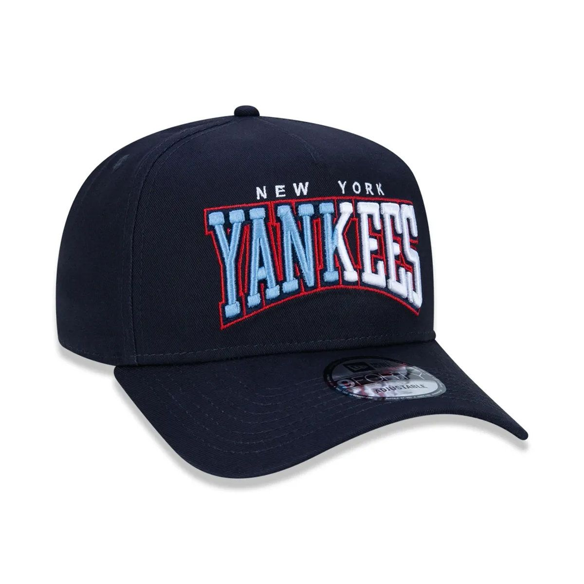 Boné New Era Yankees Azul Marinho