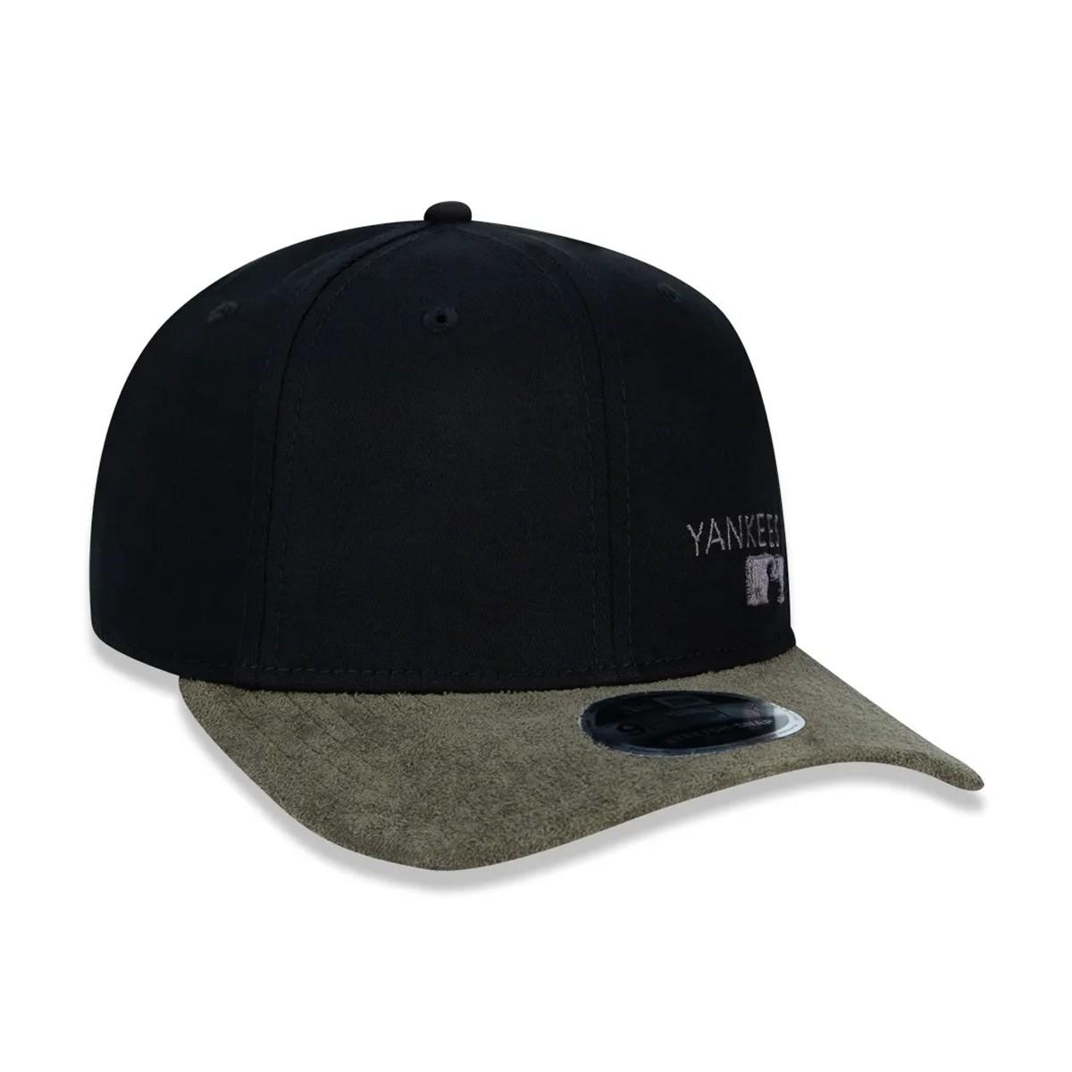 Boné New Era Yankees Fashion Team Confort Black
