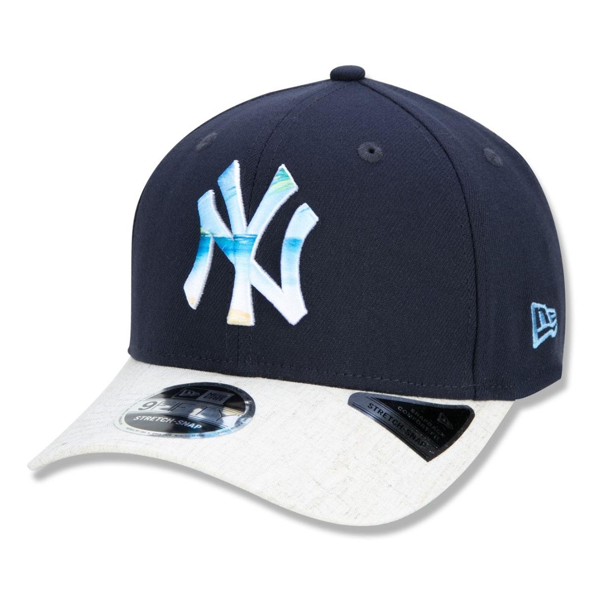 Boné New Era Yankees Hawaii Vibes Ocean