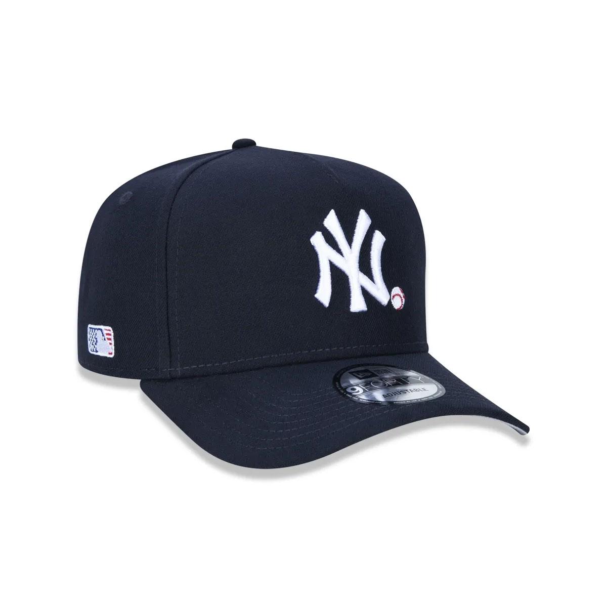 Boné New Era Yankkes Baseball Ball