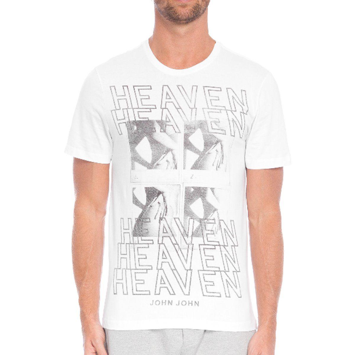 Camiseta John John Masculina Pola Roy