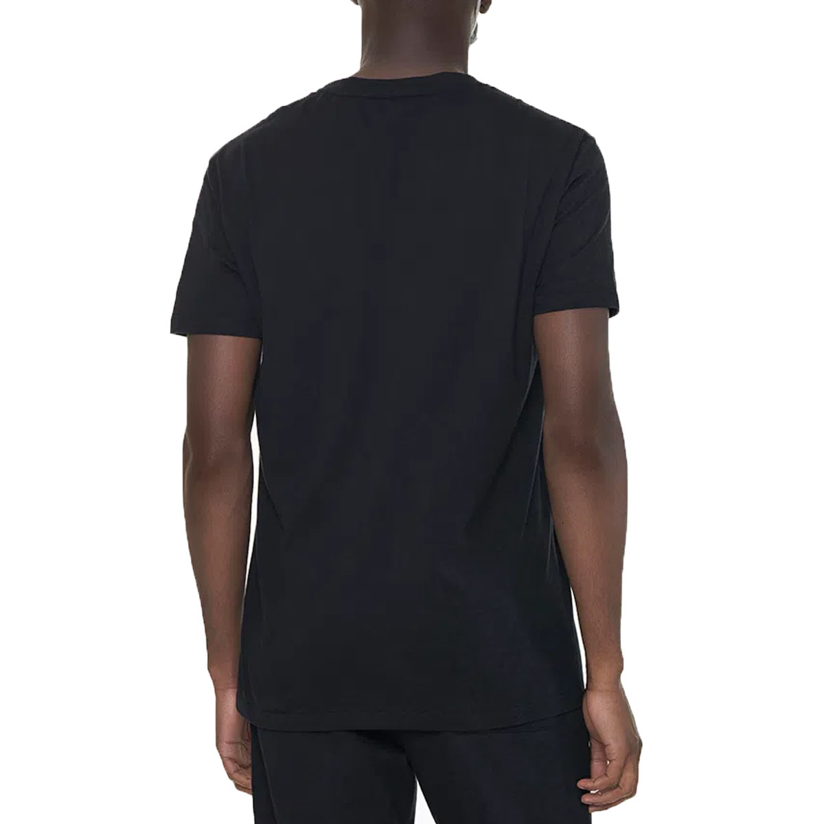Camiseta Calvin Klein Logo Loun Preto