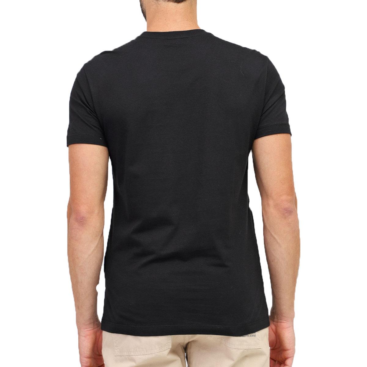 Camiseta Calvin Klein MC Slim Silk NY Preto