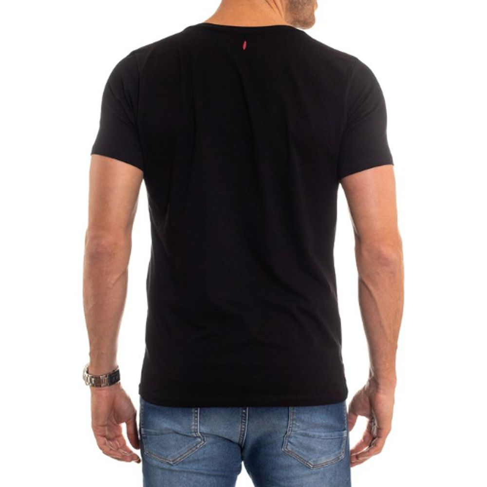 Camiseta Red Feather Masculina Her Silhouette