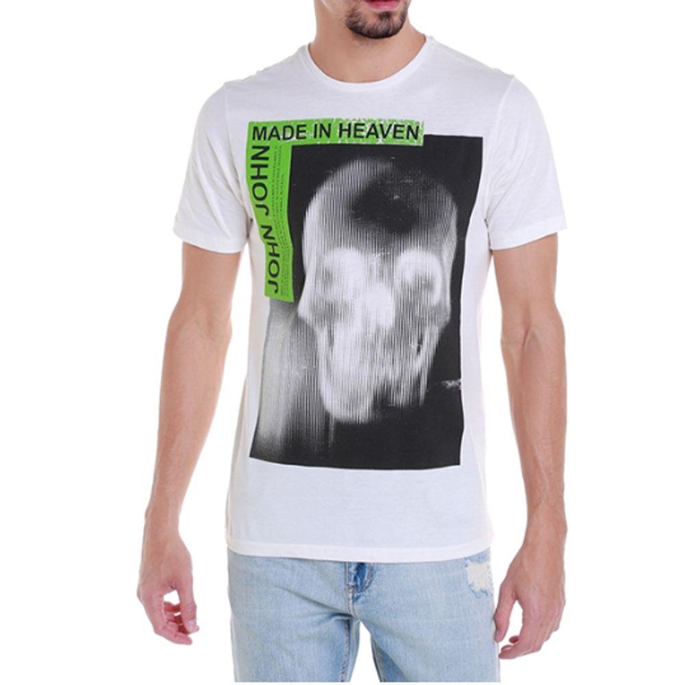 Camiseta John John Masculina