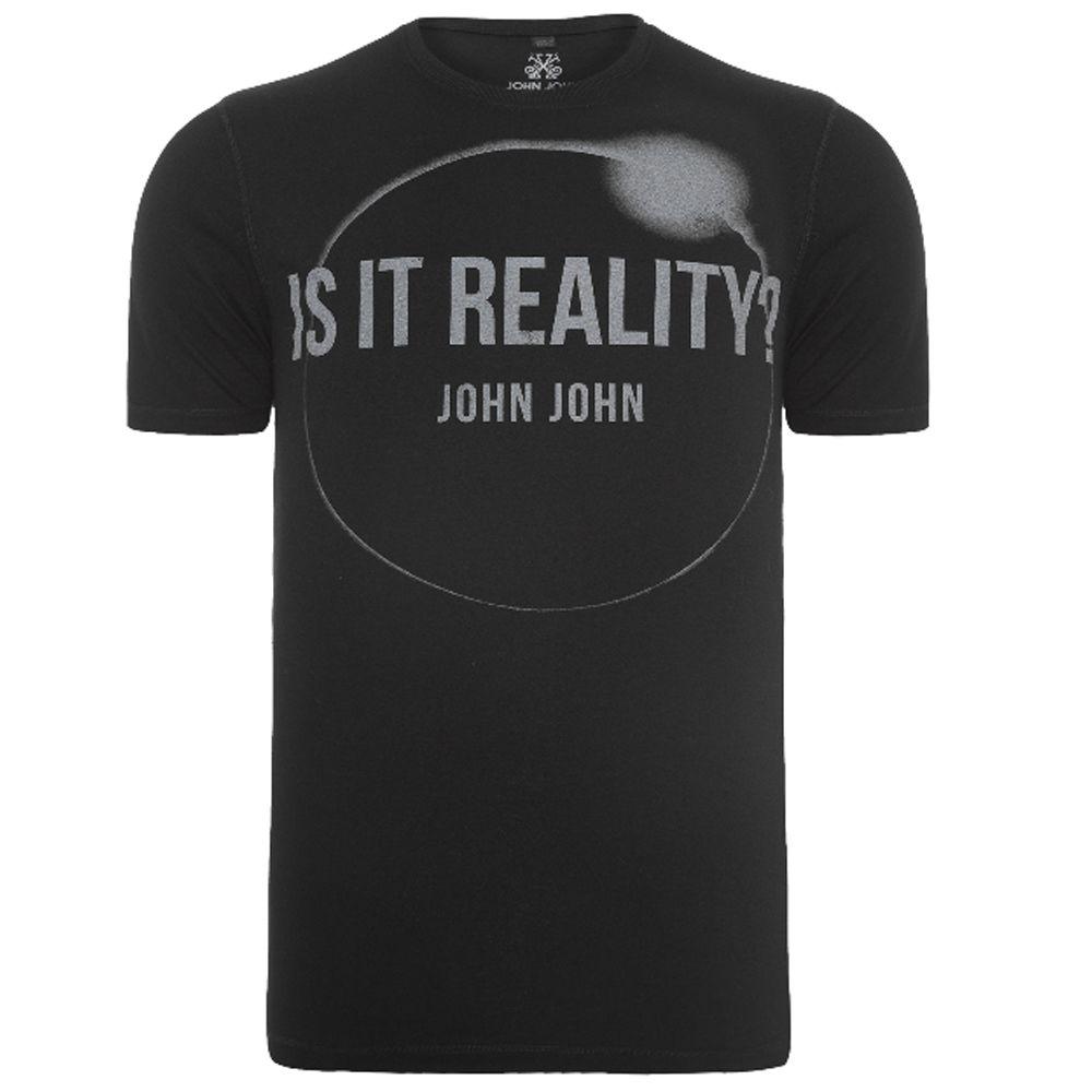 Camiseta John John Masculina Reality