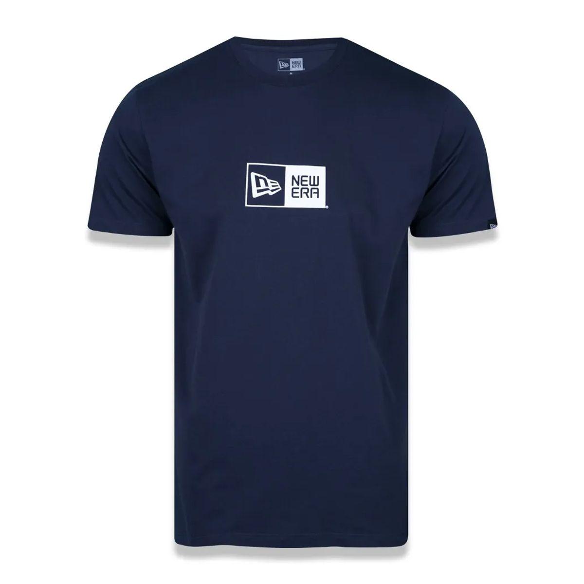 Camiseta New Era Logo Box