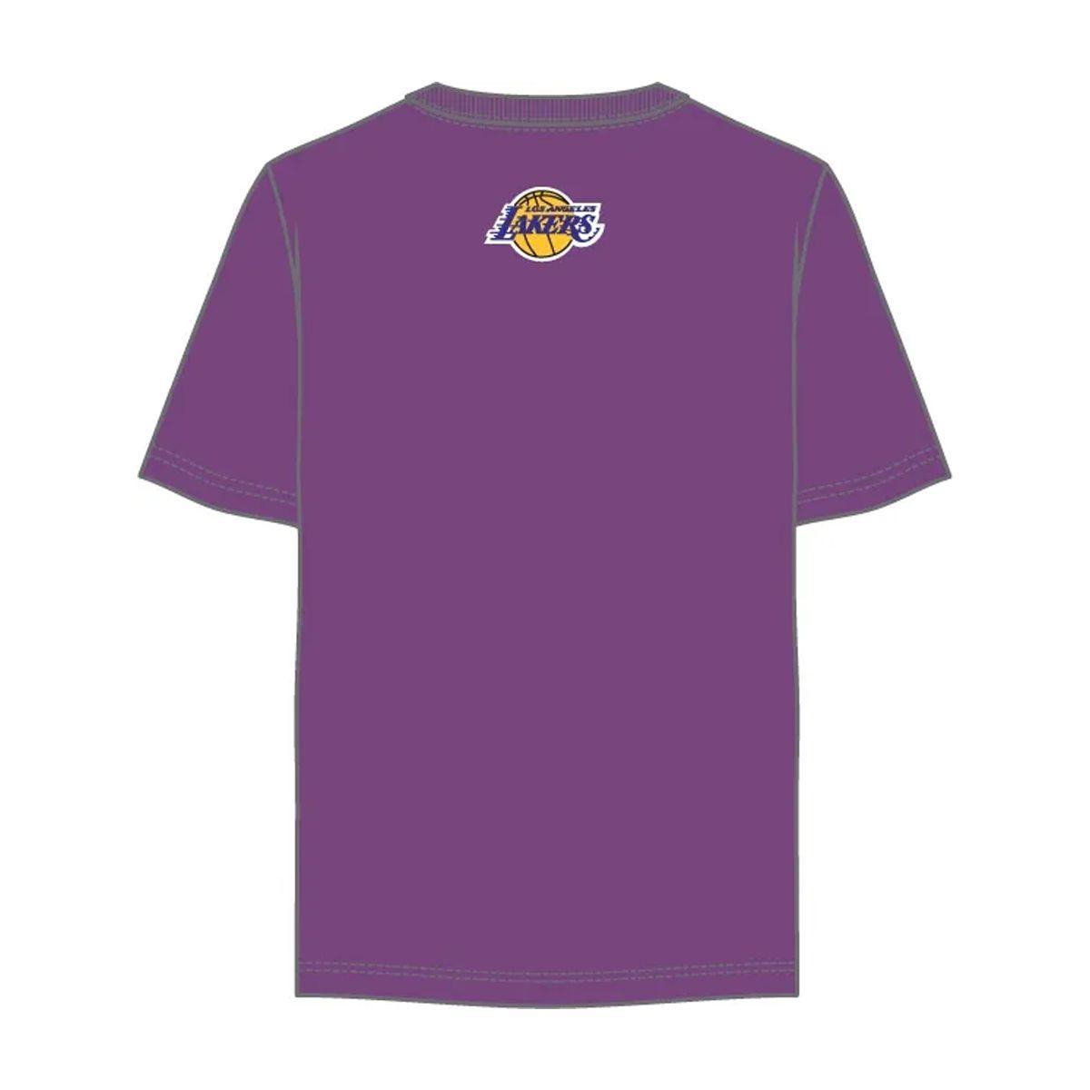 Camiseta New Era Los Angeles Lakers NBA