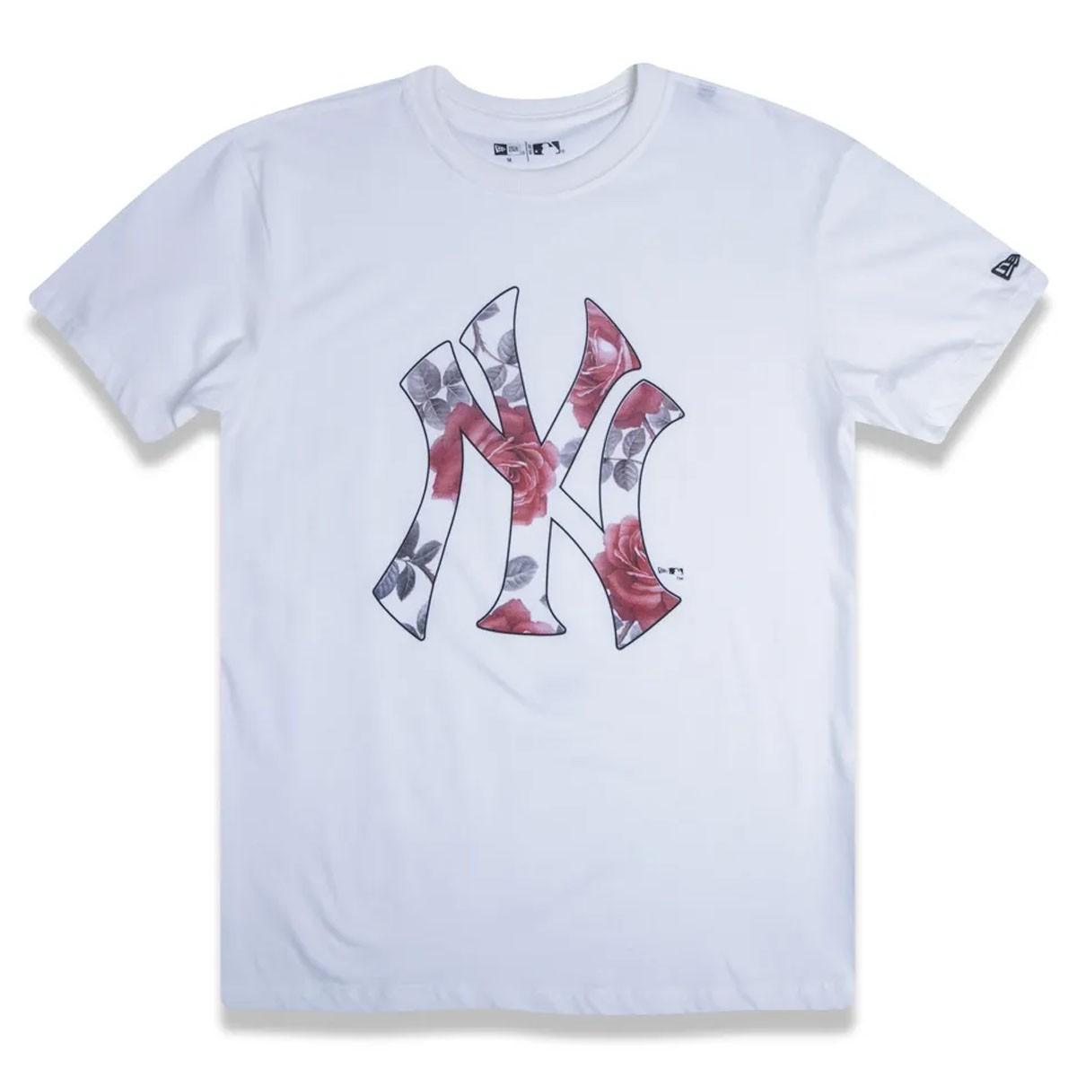 Camiseta New Era MLB New York Yankees Botany Mask
