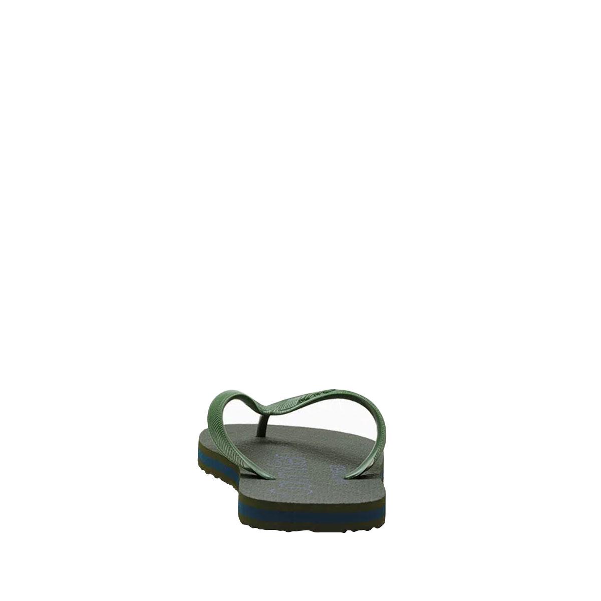Chinelo Calvin Klein Swimwear Masculino Militar