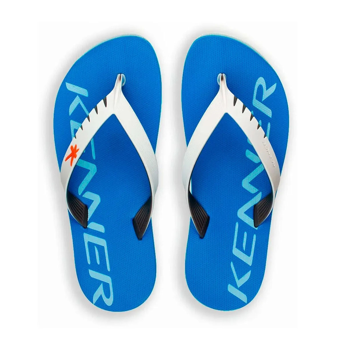 Chinelo Kenner Masculino Red Colors Azul