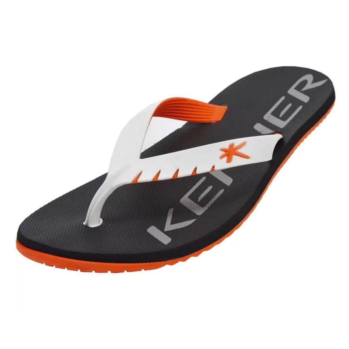 Chinelo Kenner Masculino Red Preto