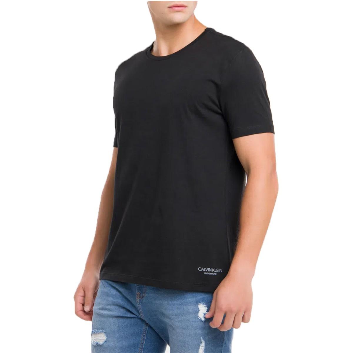 Kit 2 Camisetas  Calvin Klein