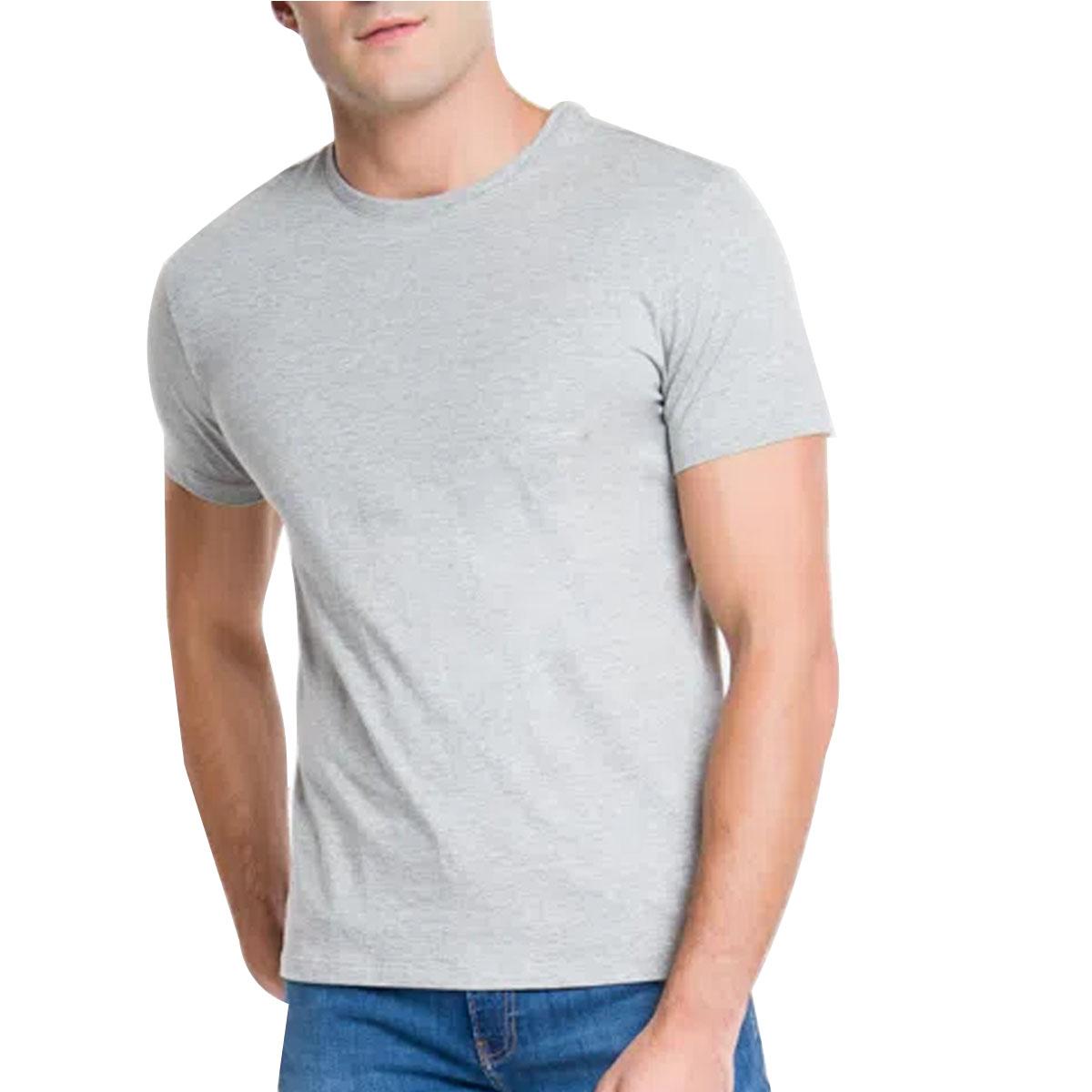 Kit 2 Camisetas Calvin Klein Azul