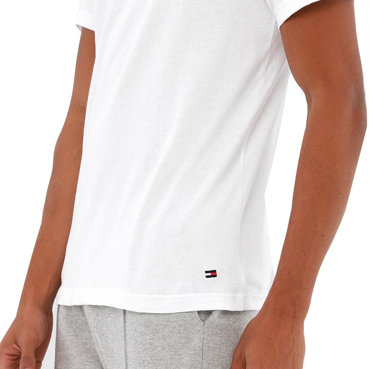 Kit 3 Camisetas Masculinas Tommy Hilfiger