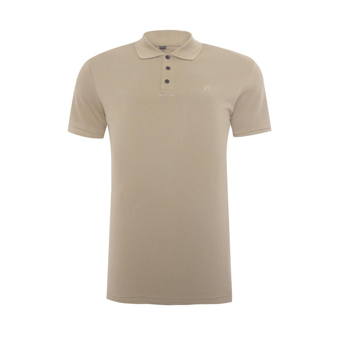 Camisa Polo John John Simple Basic Verde