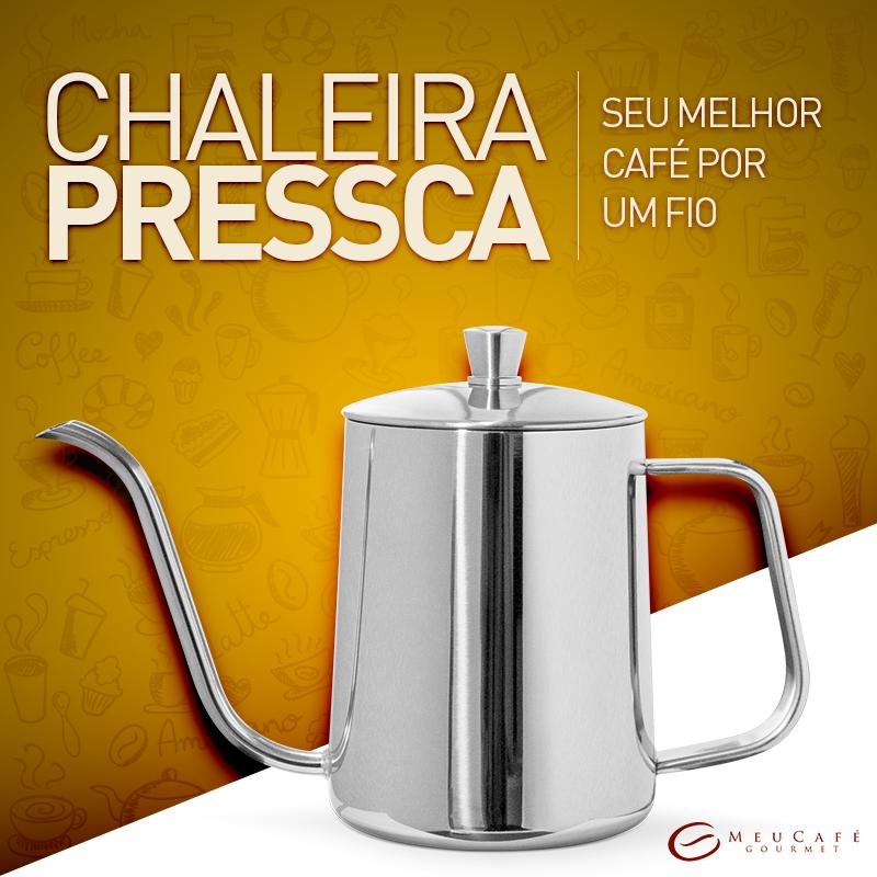 Chaleira Pressca