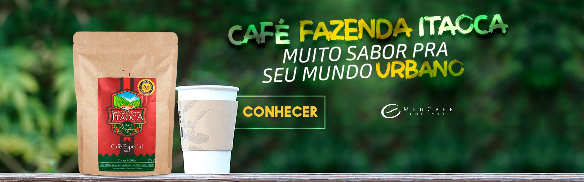 CAFÉ FAZENDA ITAOCA