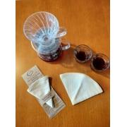 Coador de Pano Para Café - Modelo Hario V60-02