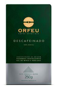 Café Orfeu Descafeinado