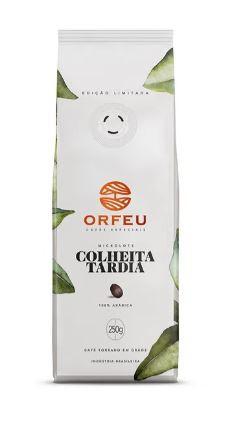 Café Orfeu Microlote Colheita Tardia Grãos