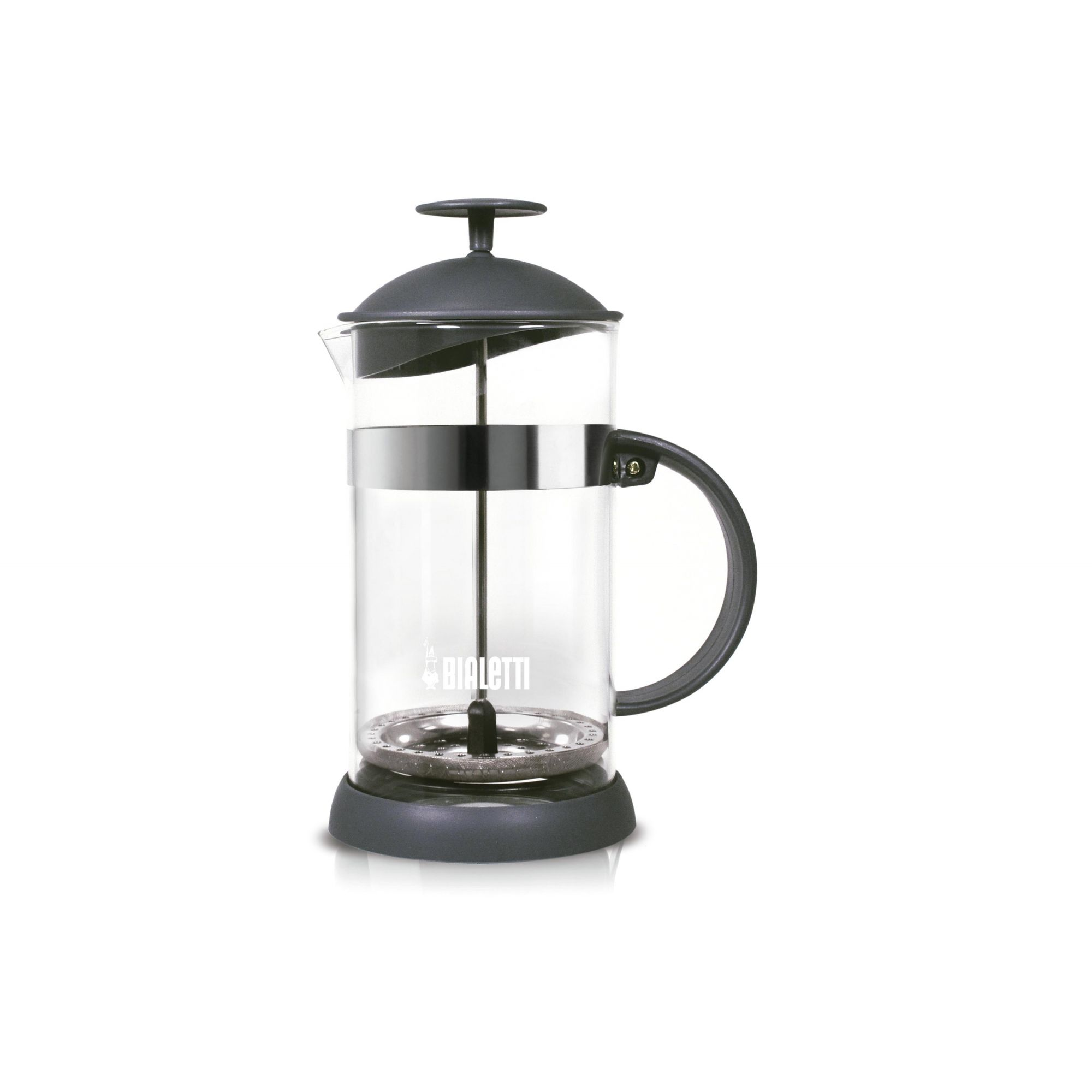 Cafeteira French Press 1 Litro Basic Bialetti