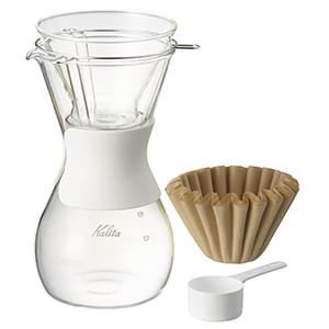 Conjunto Para Coar Café Kalita 185 (600 ml)