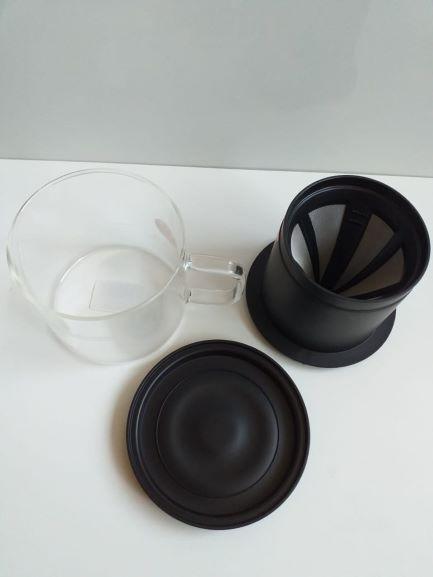 Conjunto Para Filtrar Café Cafeor Hario One Cup