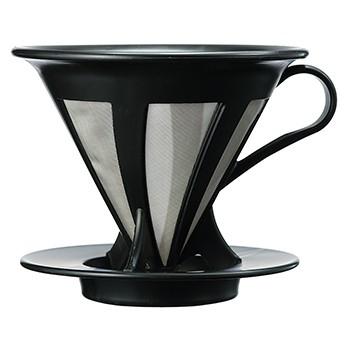 Filtro Para Café Cafeor Hario Preto 02