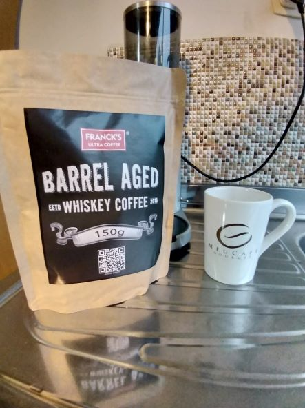 Franck's Ultra Coffee Bourbon (Whiskey)
