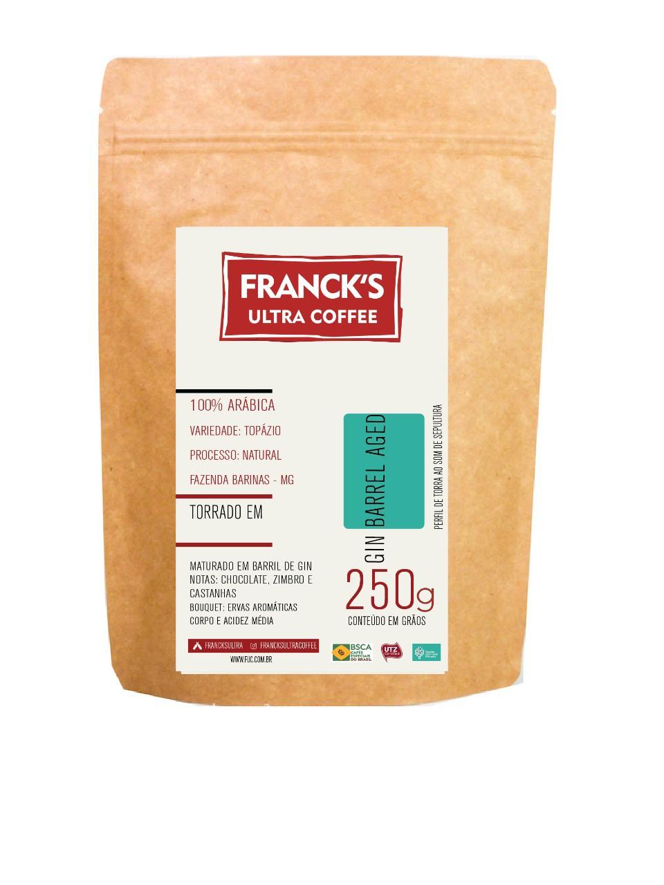 Franck's Ultra Coffee Gin