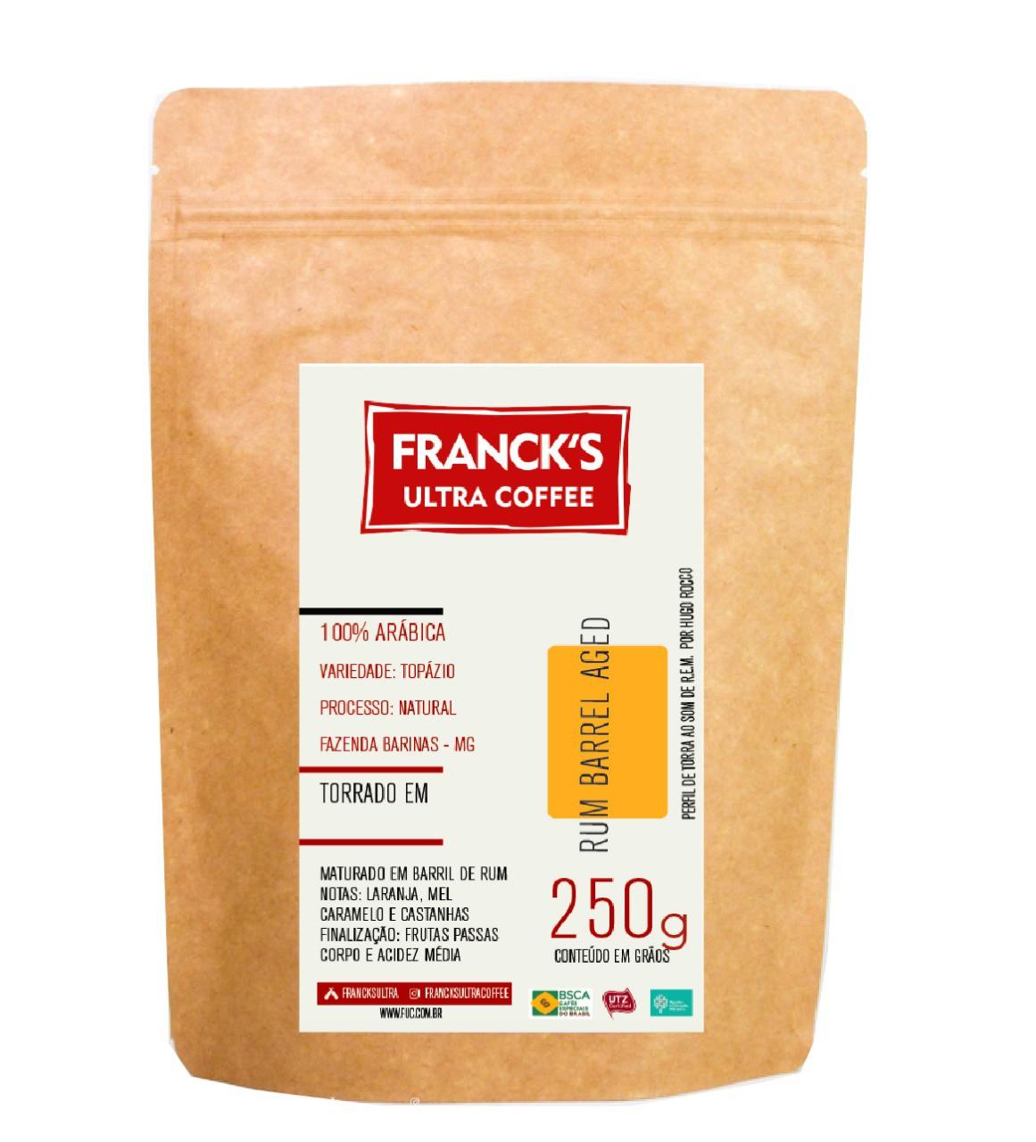 Franck's Ultra Coffee Rum