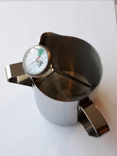 Termômetro Com Clip Para Leiteira
