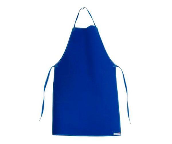 Avental Radiant Heat térmico para cozinha azul