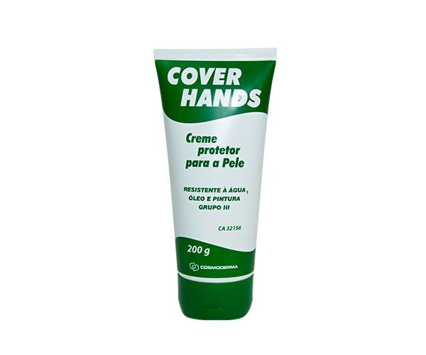 Creme Cover Hands III bisnaga de 200g