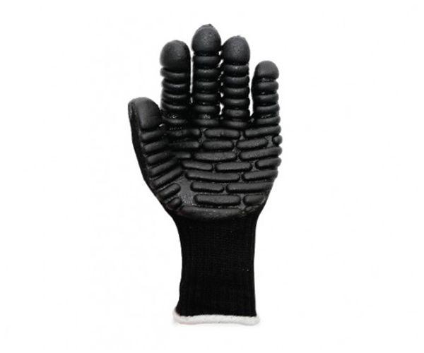 Luva Gorila antivibração preta t. 9