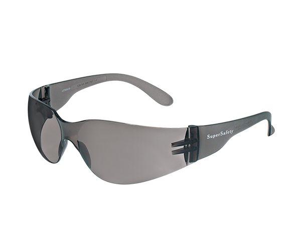 Óculos cinza tipo SS2 antirrisco