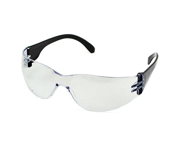 Óculos cinza tipo Wave antirrisco