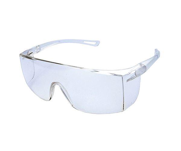 Óculos incolor tipo SS1N antirrisco