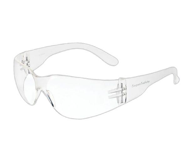 Óculos incolor tipo SS2 antirrisco