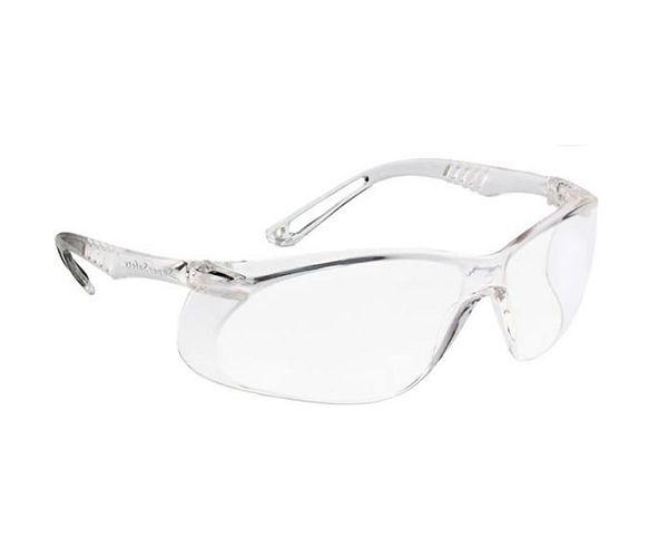 Óculos incolor tipo SS5 antirrisco