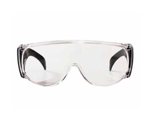 Óculos sobrepor incolor tipo Visita antirrisco