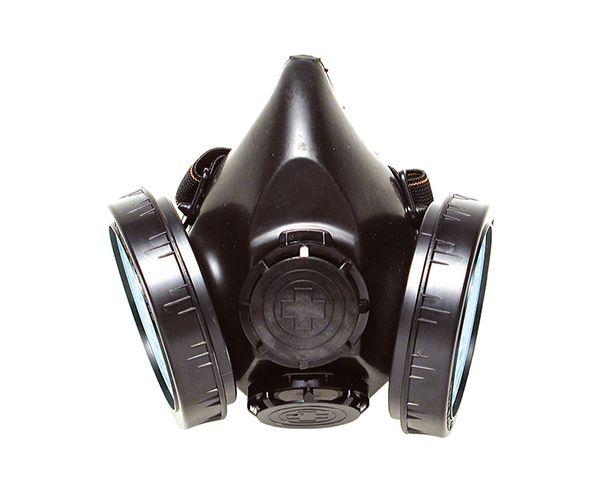 Respirador semifacial CG304N sem cartuchos