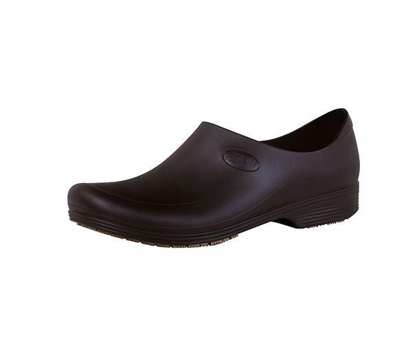Sapato Tradicional Man masculino antiderrapante preto