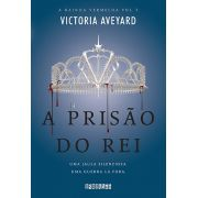 A Prisão do Rei Vol 3 - Victoria Aveyard